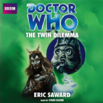 The Twin Dilemma Audio CD signed by Eric Saward